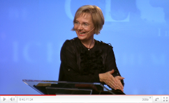Katharine Siegling prédikál…